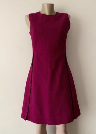 Шерстяное платье оригинал , сукня victoria beckham