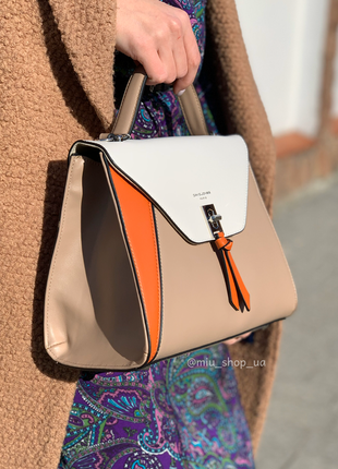 Красивенна сумка з нової колекції david jones