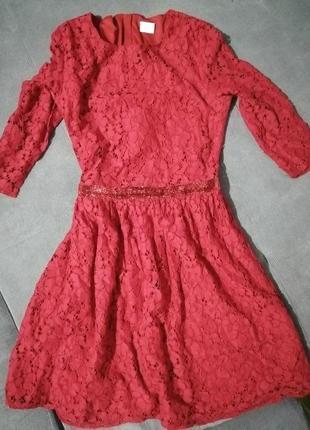 Супер крутое платье для девочки f&f