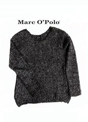 Очень красивый джемпер  с мохером бренд marc o'polo  50-54 размер торг!