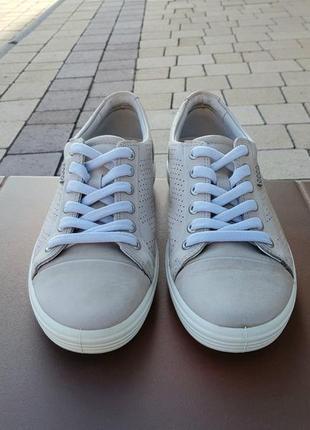 Кросівки ecco soft 7 шкіра