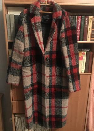 Пальто весеннее zara