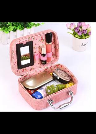 Кейс чемоданчик шкатулка для украшений