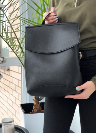 Рюкзак трансформер, молодежный городской рюкзак сумка, классический