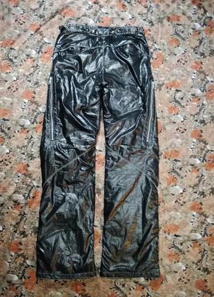 Непродуваемые зимние очень теплые штаны