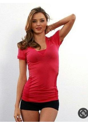 Спортивная футболка reebok easytone оригинал фитнес бег йога
