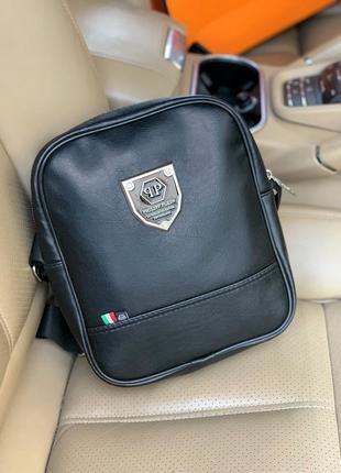 Мужская сумка через плече/черная мужская сумка/борсетка/сумка-планшет
