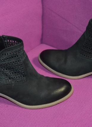 Очень качественные женские ботинки, ботильоны