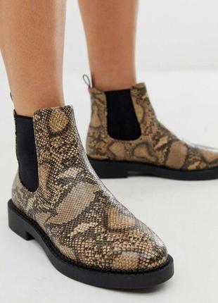 Фирменные ботинки от asos