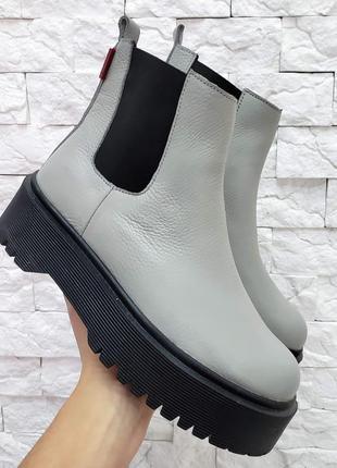 Стильные обновлённые ботинки chelsea dr