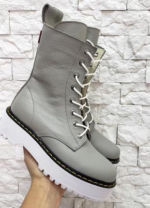 Ботинки woodstock натуральная кожа