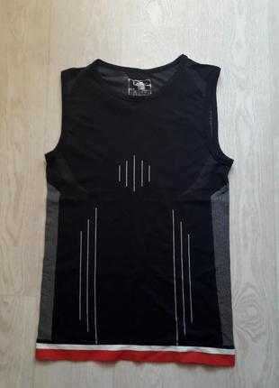 Спортивная майка  футболка рашгард зональная crane l 52/54