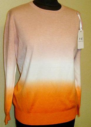 Качественный, яркий свитер, кофта, p-m (польша) р. 50- 54