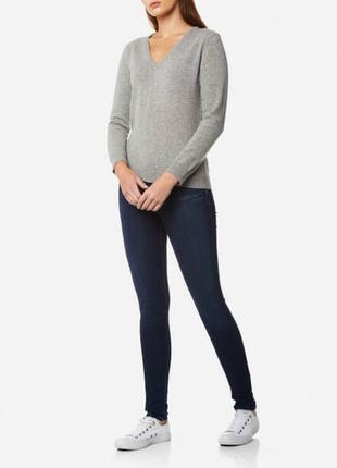 H&m фирменный шерстяной джемпер#свитер#пуловер, 100% шерсть мериноса.