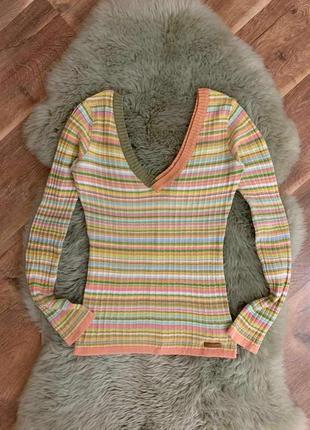 Тонкий свитер кофточка dolce&gabbana оригинал!