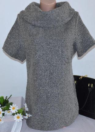 Брендовый тёплый свитер кофта next шри ланка акрил шерсть