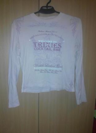 Реглан, кофта, футболка, длинный рукав