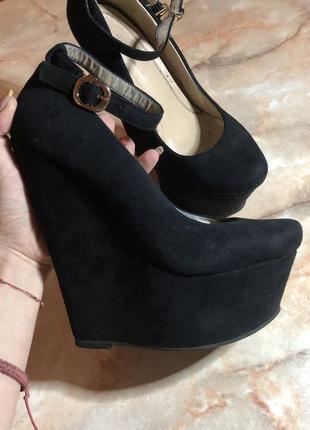 🌿 туфли на платформе