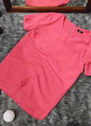 Блуза топ кофточка прямого кроя f&f