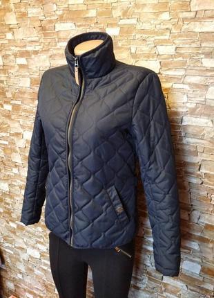 Шведский бренд,шикарная,красивенная,стеганая куртка,курточка,деьи куртка,синтепон,h&m