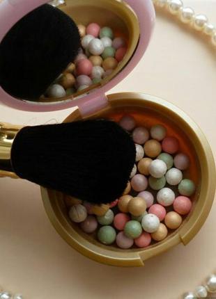Сияющая пудра в шариках «сладостные мечты» giordani gold