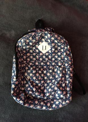 Рюкзак с принтом
