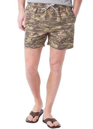 """Модные шорты-плавки """"kangaroo poo"""" разм.l мужские камуфляжные"""