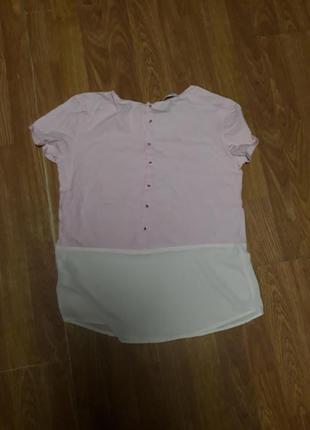 Блуза в школу