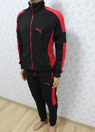 Спортивный костюм puma пума ! новый! демисезонный ! новая модель 2020 года!