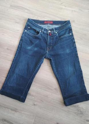 Шорты джинсовые. брендовые джинсы 32/32