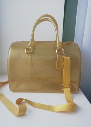 Красива оригінальна силіконова сумка саквояж!!!