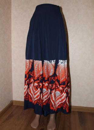 Очаровательная юбка миди, турция