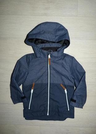 Плотная ветровка, куртка h&m 2-3 года