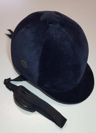 Шлем для верховой езды horka holland, сост. отличное!