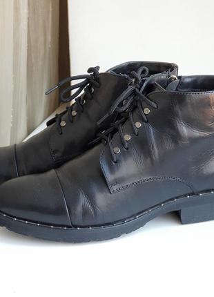 Ботинки кожа, 35й