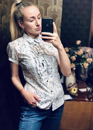 Крутая блузка o'stin