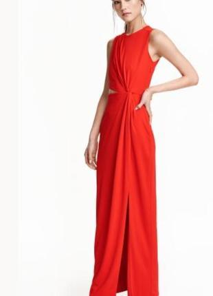 Платье h&m размер xs-s