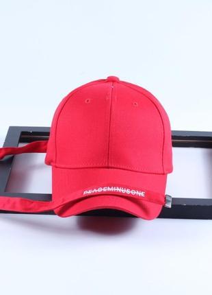 Бейсболка peaceminusone головные уборы кепка панамка 13122