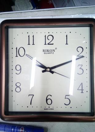 Часы настенные rikon 6551(индия)