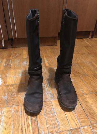Женские сапоги rockport. осень/зима. 37 размер