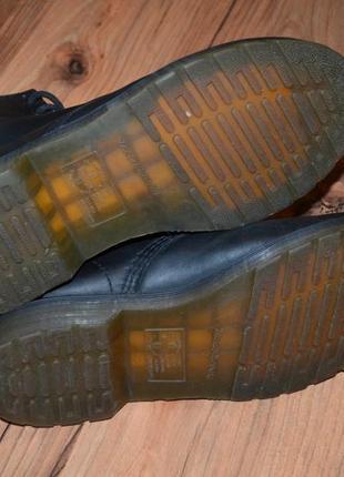 Продам ботинки dr. martens, оригинал  - 39 размер кожа, мех3 фото