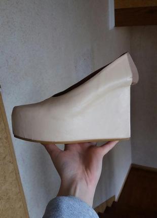 Р.39 & other stories (оригинал) кожаные туфли.