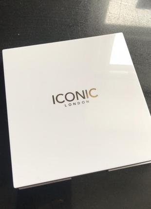 Iconic london cream contour palette quad - контурная палетка (оригинал!)