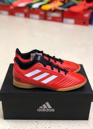 Футзалки adidas predator tango 18.4 in jr db2343