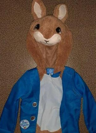 Карнавальный костюм зайчик 3-4 года