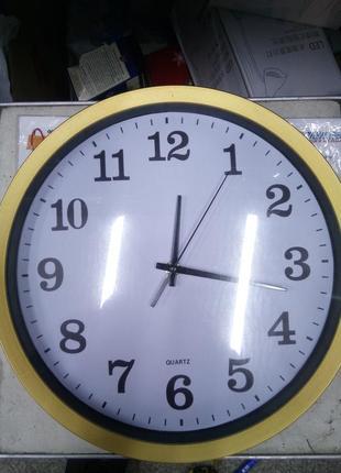 Часы настенные 3 с тихим механизмом