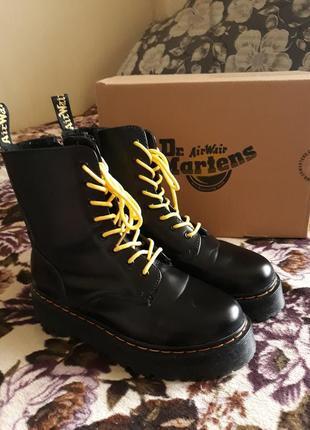 Ботинки зимние dr.martens