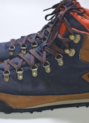 Треккинговые ботинки the north face a4xb
