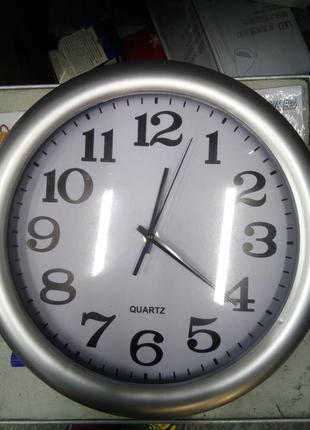 Часы настенные 6 с тихим механизмом