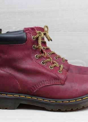 Кожаные ботинки dr. martens 939 оригинал, размер 38